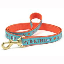 Happy Birthday Dog Leash by Up Country