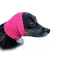 Happy Hoodie Dog Snood - Pink