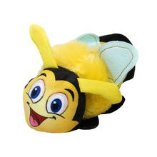 Happy Tails Doodles Plush Dog Toy - Bee