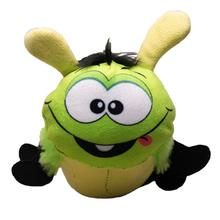 Happy Tails Doodles Plush Dog Toy - Caterpillar