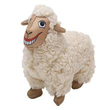 Happy Tails Loonies Durable Dog Toy - Sheep