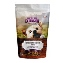 Health Extension Bully Puff Dog Treat - Lamb & Peanut Butter