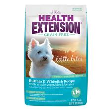Health Extension Grain Free Little Bites Dry Dog Food - Buffalo & Whitefish