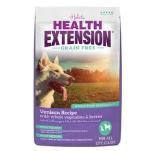 Health Extension Grain Free Dry Dog Food - Venison