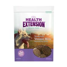 Health Extension Grain Free Natural Dog Treats - Tenderloin Venison Bites