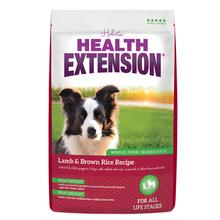 Health Extension Lamb & Brown Rice Recipe Dry Dog Food