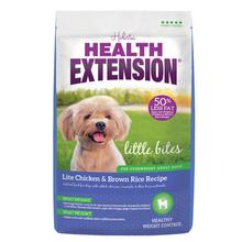 Health Extension Little Bites Lite Chicken & Brown Rice Recipe Dry Dog Food