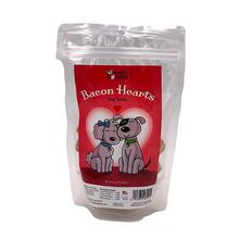 Healthy Dogma Valentine Bacon Hearts Dog Treats