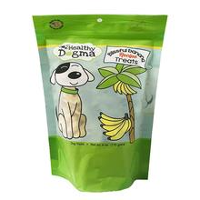Healthy Dogma Blissful Banana Crisps Dog Treat