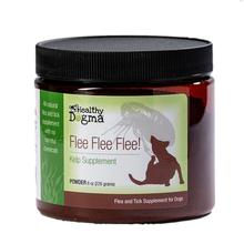 Healthy Dogma Flee Flea Flee Natural Yeast & Garlic Formula Dog Supplement