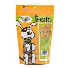 Healthy Dogma Apple Crunch Hearts Dog Treats