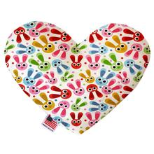 Heart Dog Toy - Funny Bunnies