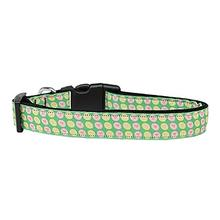Heartspalooza Nylon Dog Collar