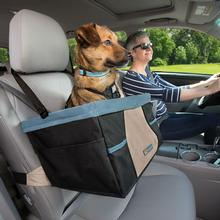Rover Dog Booster Seat by Kurgo - Black & Blue