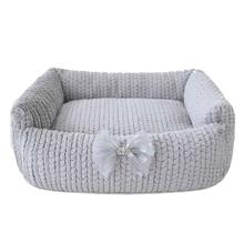Hello Doggie Dolce Dog Bed - Sterling