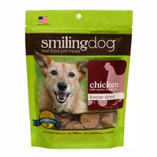 Herbsmith Freeze Dried Smiling Dog Treats - Chicken