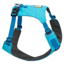 Hi & Light Dog Harness by RuffWear - Blue Atoll