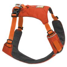 Hi & Light Dog Harness by RuffWear - Sockeye Red