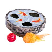 Hide & Seek Wobble Pond Cat Toy by Petstages
