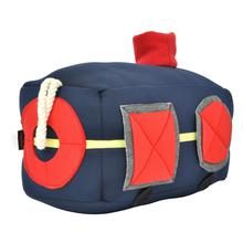 Pup Bus Dog Toy by Puppia - Navy