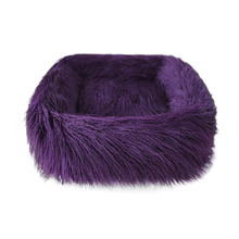 Himalayan Yak Dog Bed by Hello Doggie - Royal