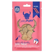 Himalayan Yaky Puff Dog Treat - Bacon