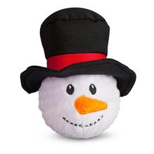 fabdog® Holiday faball® Dog Toy - Snowman