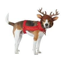 Holiday Reindeer Dog Costume