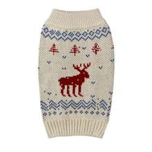 Let It Snow Dog Sweater by Dog Threads
