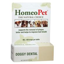 HomeoPet Doggie Dental Dog Supplement