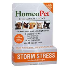 HomeoPet Storm Stress for Dog, Cat, and Small Animal Supplement