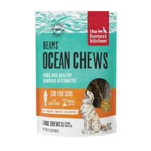 The Honest Kitchen Beams Ocean Chews Dog Treat - Cod Skin
