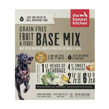 The Honest Kitchen Dehydrated Grain Free Fruit and Veggie Base Mix Dog Food