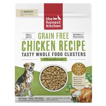The Honest Kitchen Grain Free Whole Food Clusters Dog Food - Chicken
