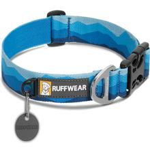 Hoopie Dog Collar by RuffWear - Blue Mountains
