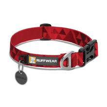 Hoopie Dog Collar by RuffWear - Red Butte