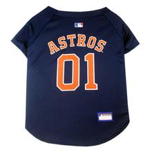 Houston Astros Officially Licensed Dog Jersey - Navy Blue