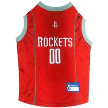 Houston Rockets Dog Jersey