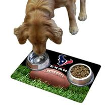 Houston Texans Pet Bowl Mat