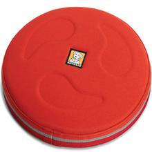 Hover Craft Disk Dog Toy by Ruffwear - Sockeye Red