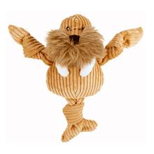 HuggleHounds Knotties Dog Toy - Walrus