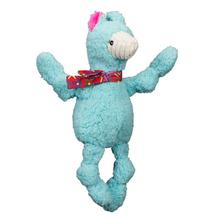 HuggleHounds Wild Things Knottie Dog Toy - LLama