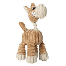 Huggly Zoo Giraffe Dog Toy by HUNTER