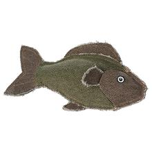 HUNTER Canvas Dog Toy - Maritime Fish