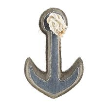 HUNTER Canvas Dog Toy - Maritime Anchor