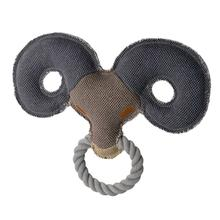 HUNTER Canvas Ring Dog Toy - Sheep
