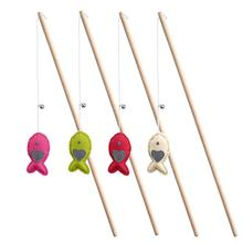 HUNTER Dangler Fish Cat Toy by Laura