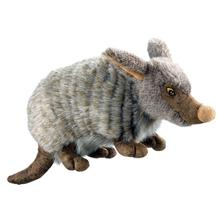 HUNTER Wildlife Plush Dog Toy - Armadillo