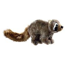 HUNTER Wildlife Plush Dog Toy - Raccoon