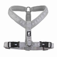 Hurtta Casual Padded Dog Y-Harness - Ash
